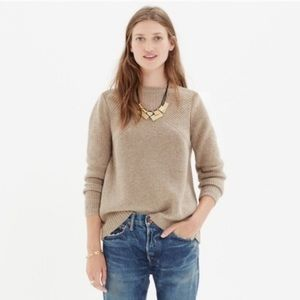 Madewell Assembly Pullover Sweater size Large